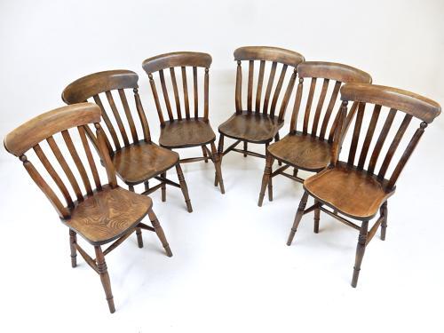 Windsor Lathback Kitchen Chairs