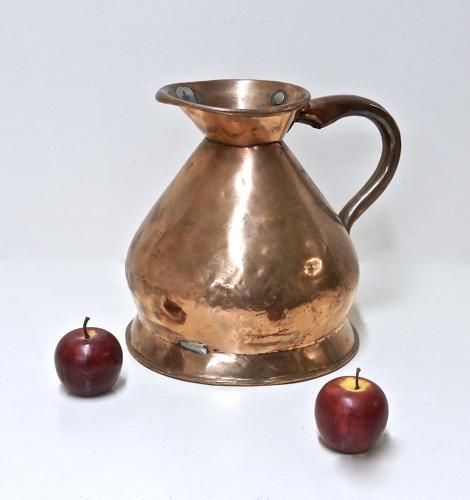 Antique Copper Measure