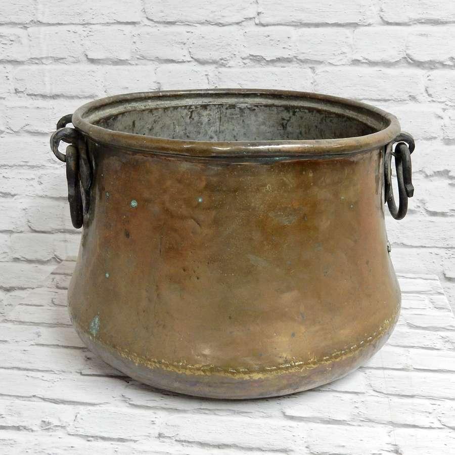 Antique Copper Vessel