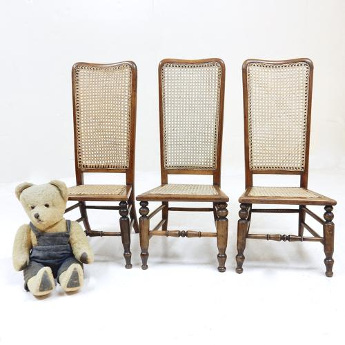 Antique Child's Chairs
