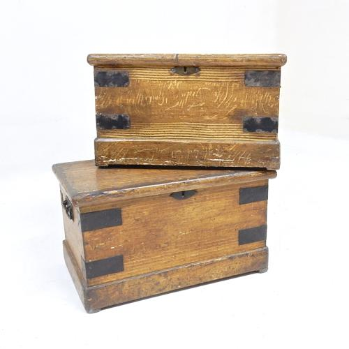 Antique Travelling Chests
