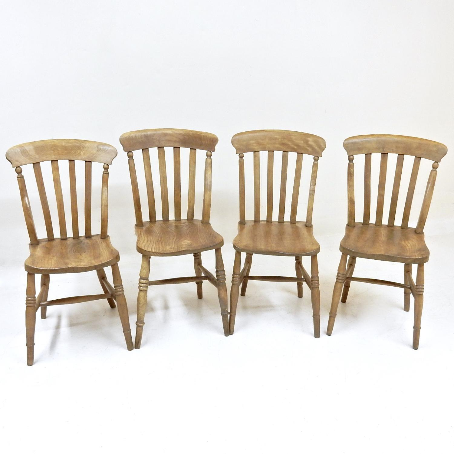 Antique Kitchen Chairs