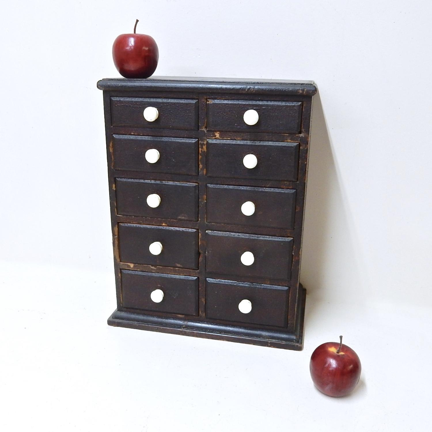 Miniature Multi Drawer Chest