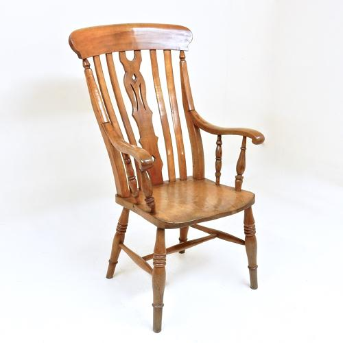 Victorian Windsor Armchair