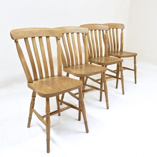 Vintage Windsor Kitchen Chairs