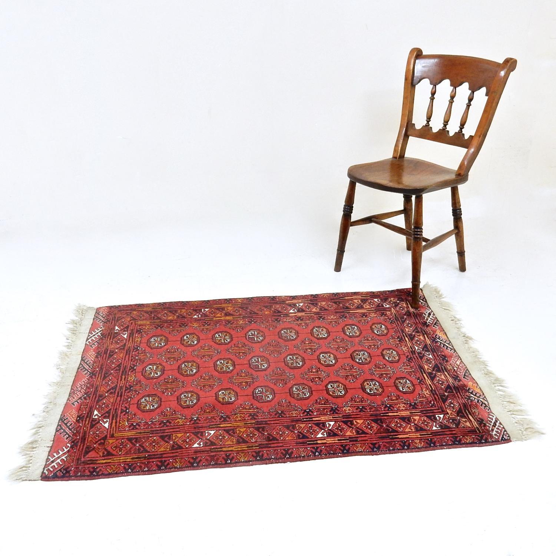 Vintage Bokhara Rug