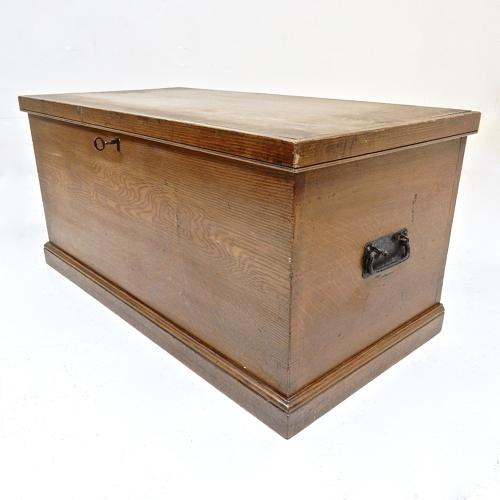 Scumbled Victorian Chest