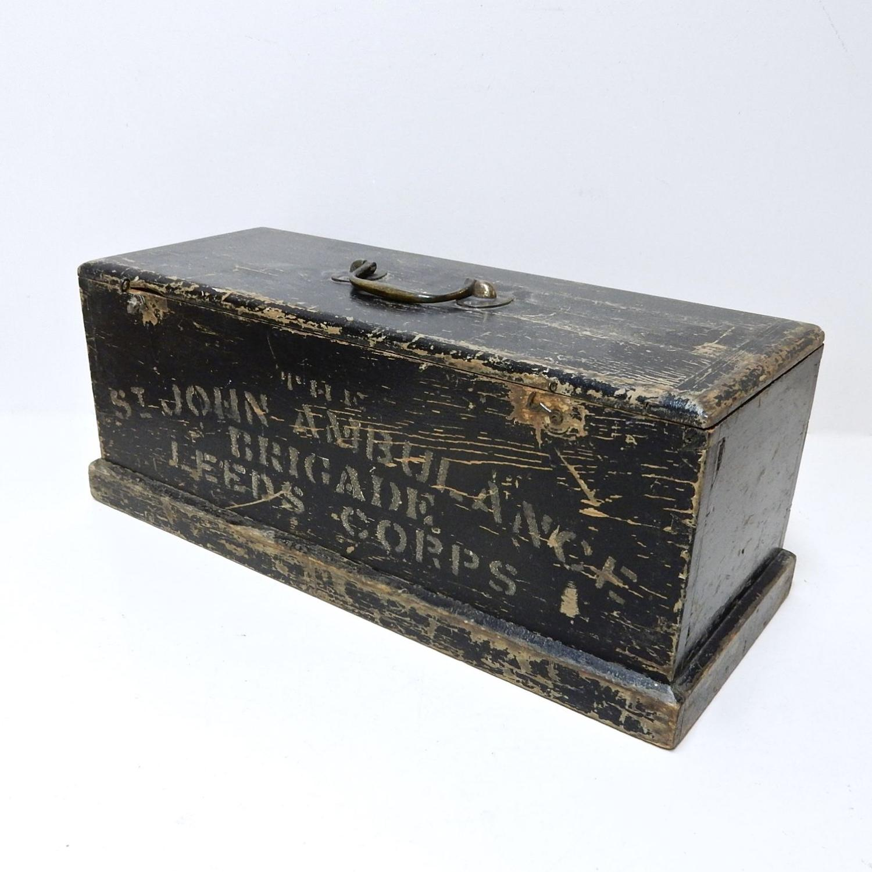 Vintage Medical Box
