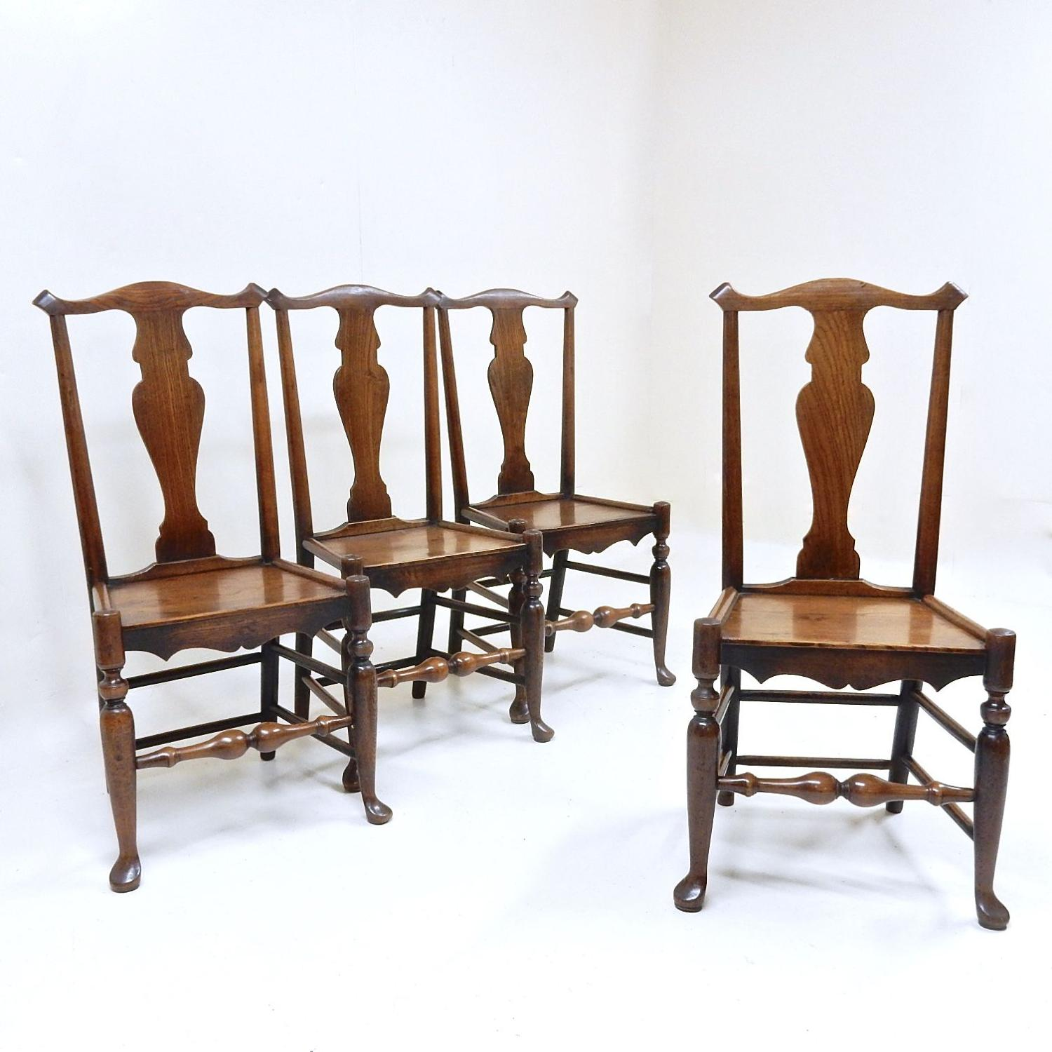 Georgian Country Dining Chairs