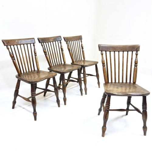 Antique Lincolnshire Chairs