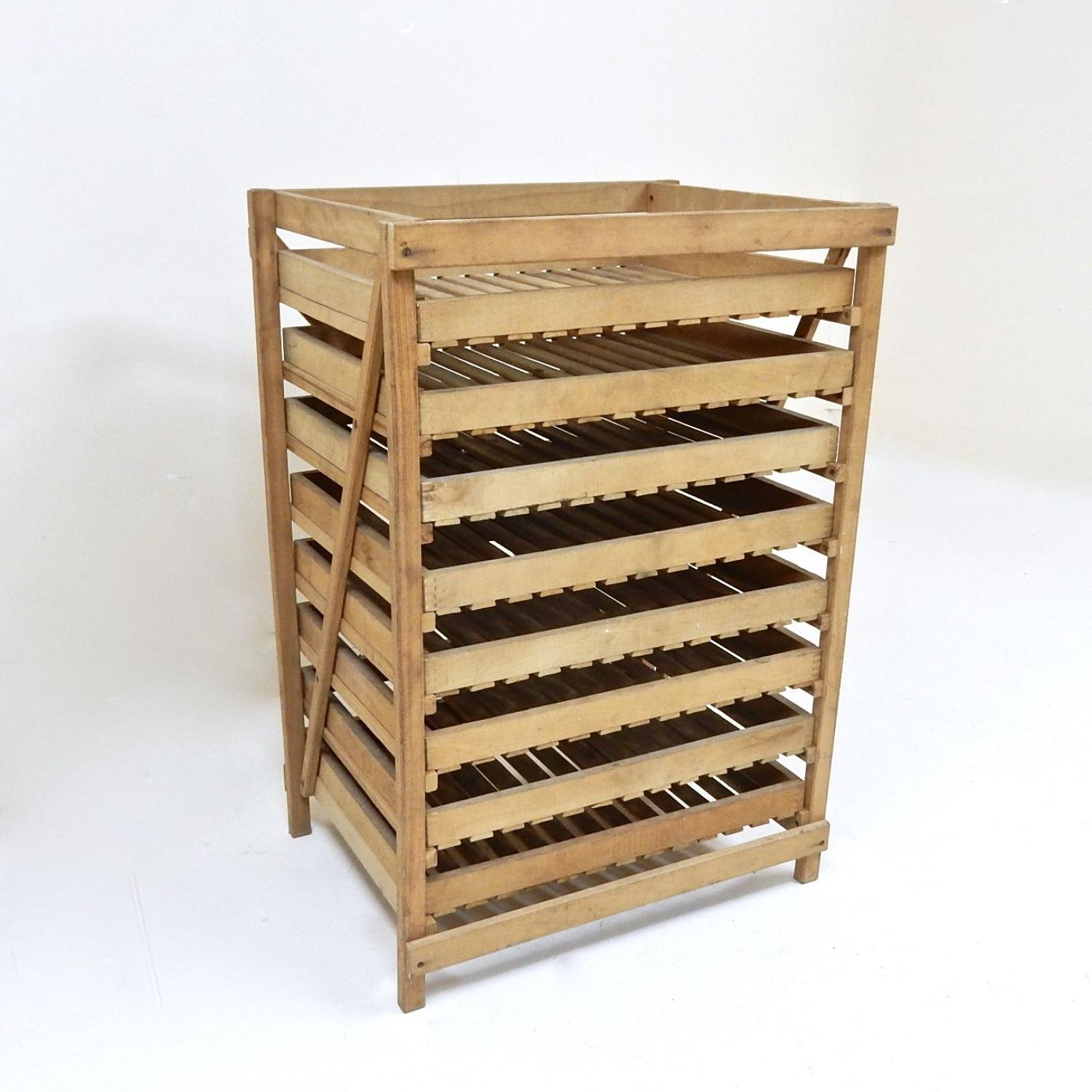 Vintage Apple Rack