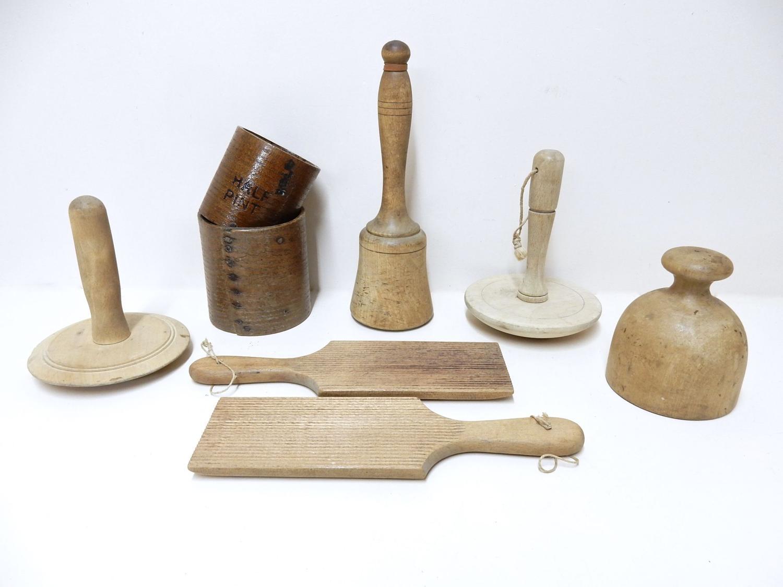 Collection of Kitchenalia/Treen