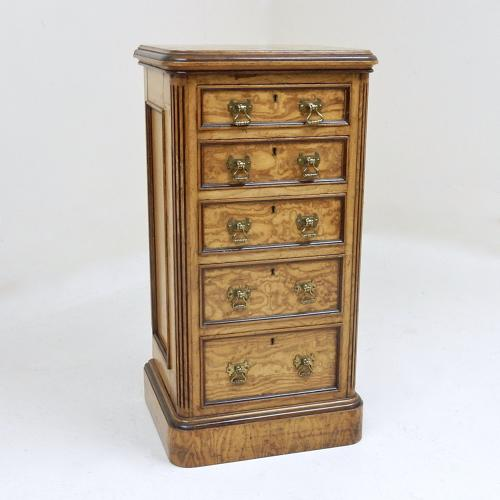 Antique Pedestal Chest of Drawers