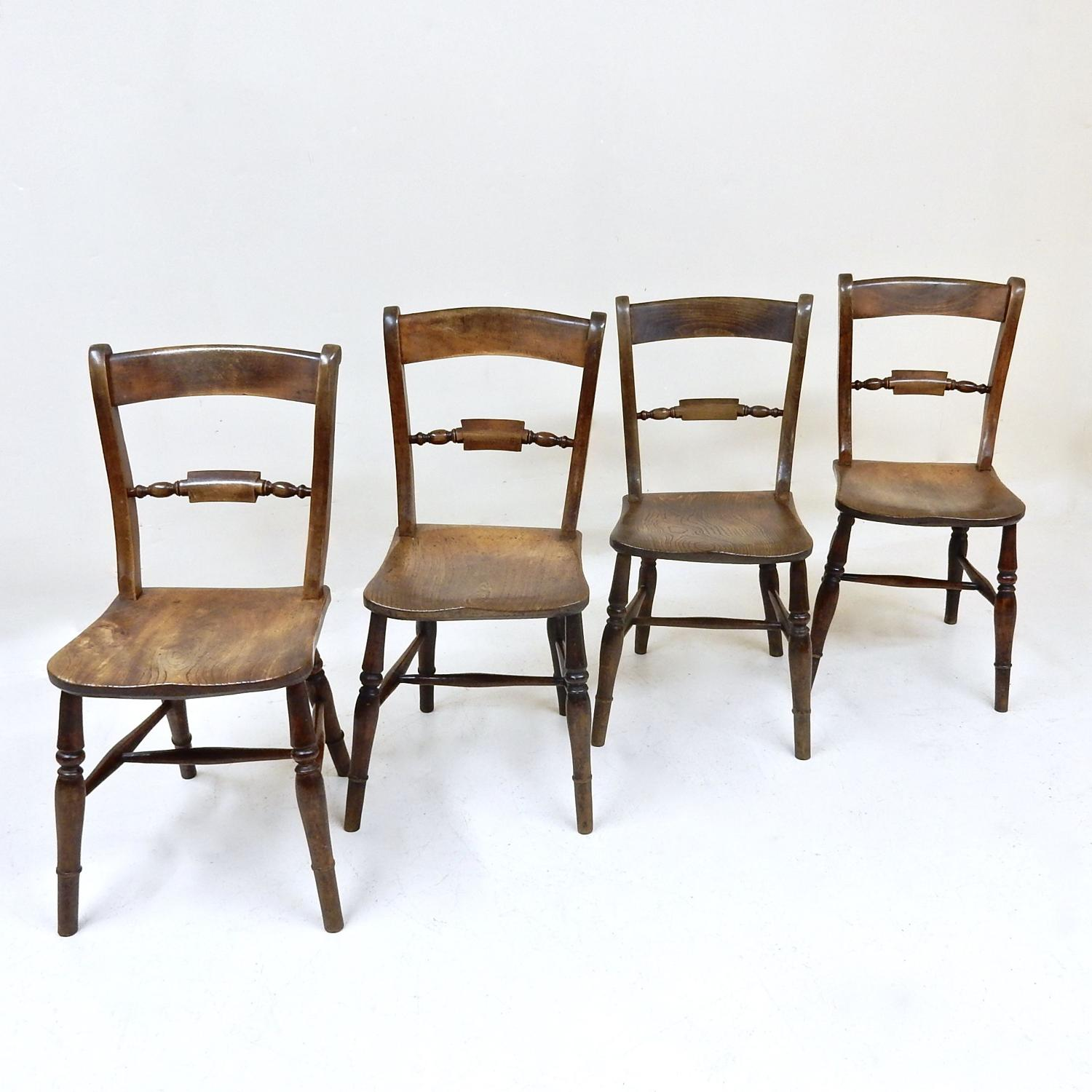 Antique Windsor Chairs (Named)