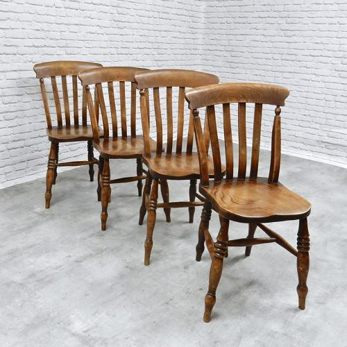 Antique Lathback Windsor Chairs