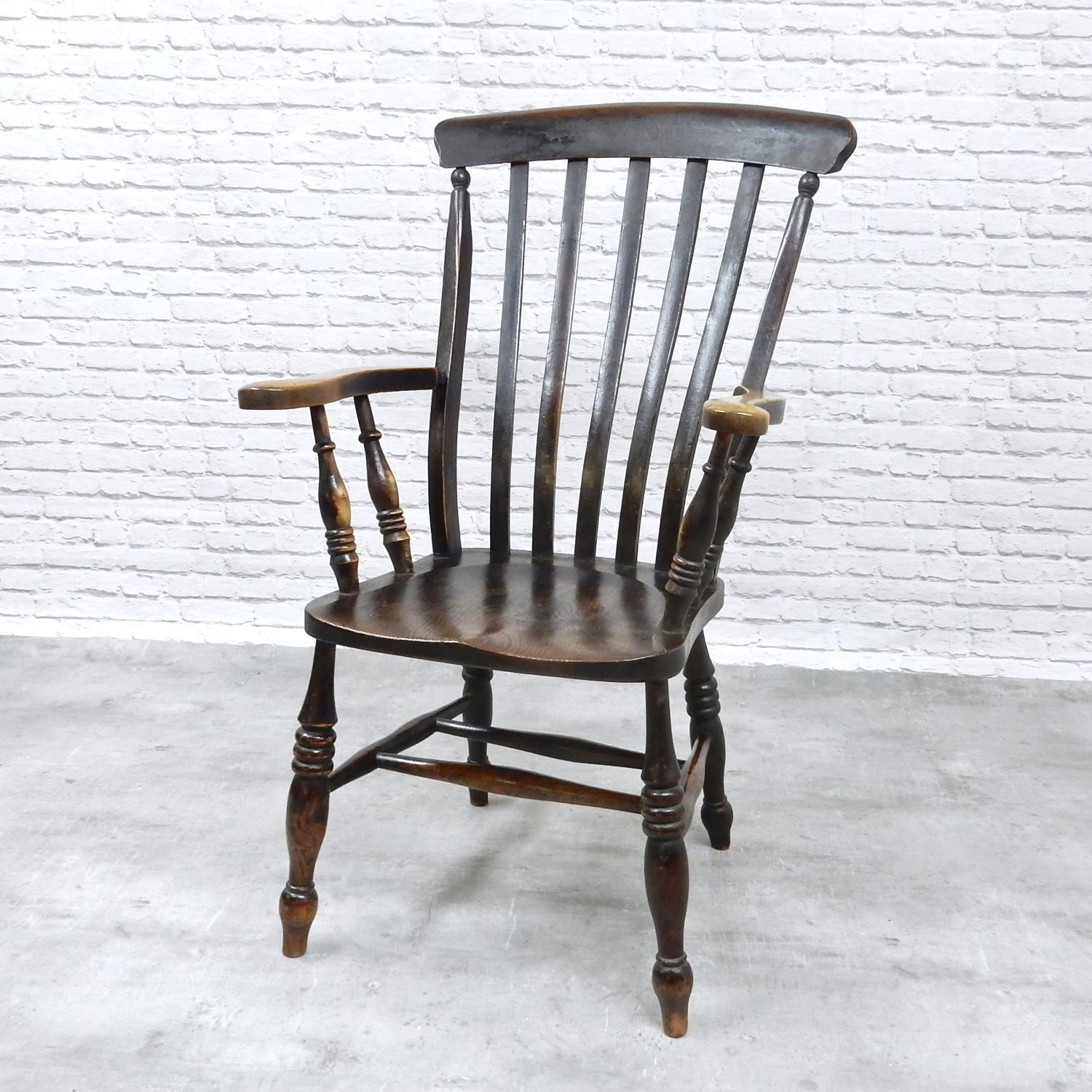 Grandfather Windsor Armchair