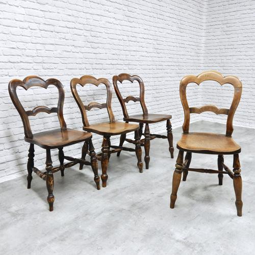 Country Kitchen Windsor Chairs