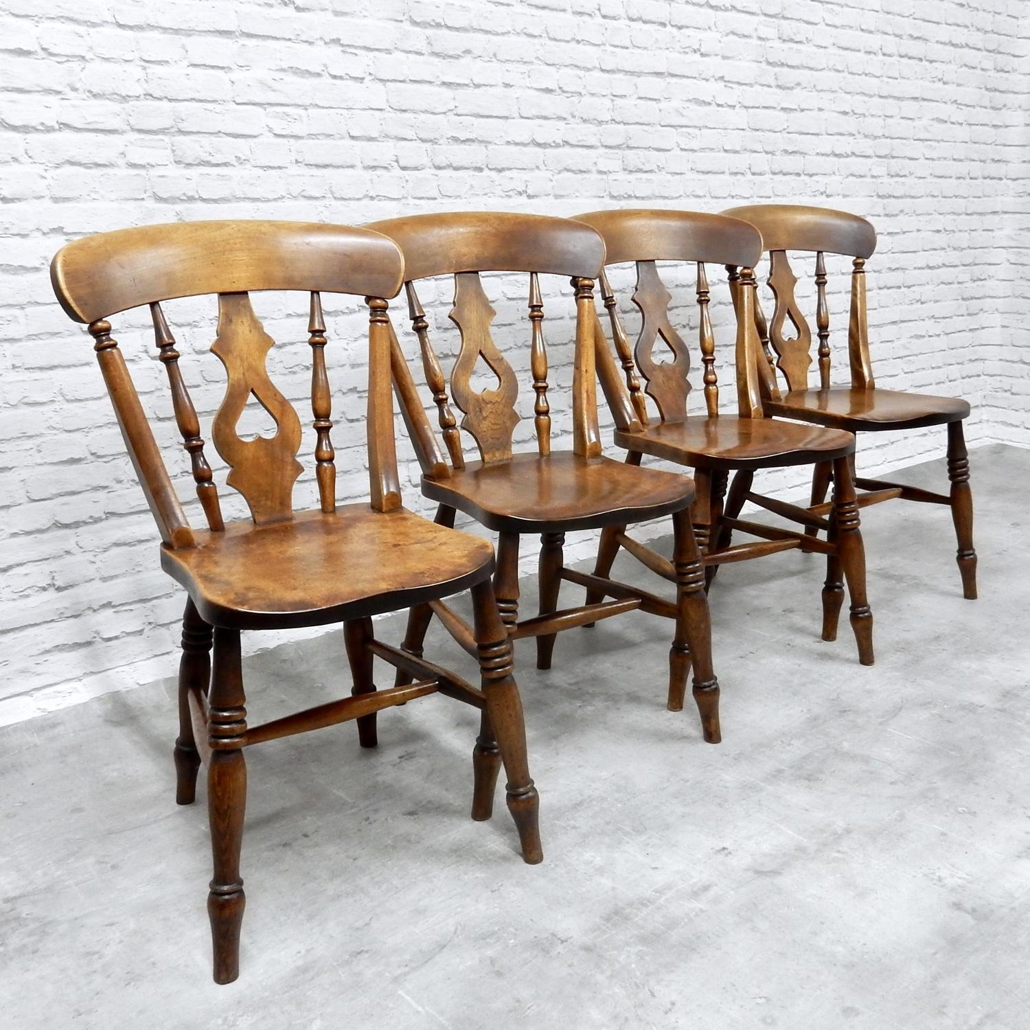 Windsor Country Kitchen Chairs