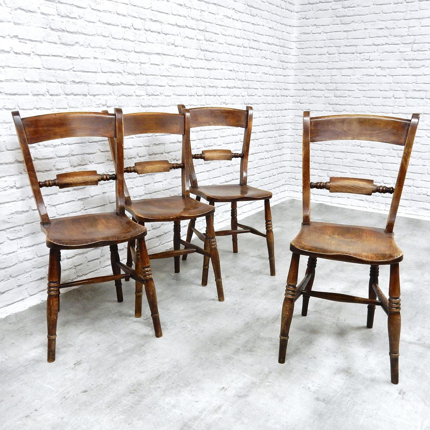 Oxford Barback Kitchen Chairs