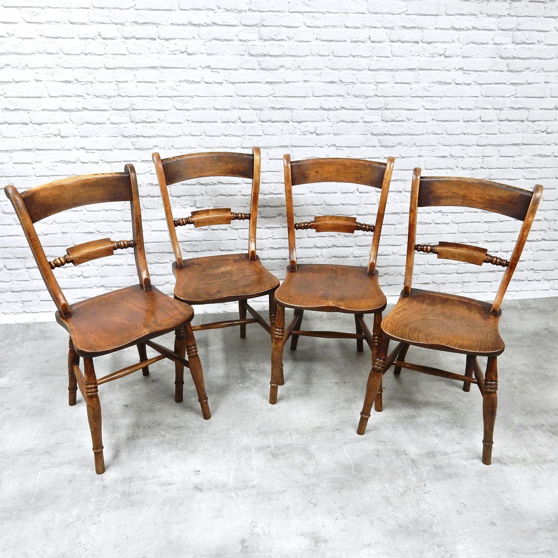 Oxford Barback Kitchen Chairs