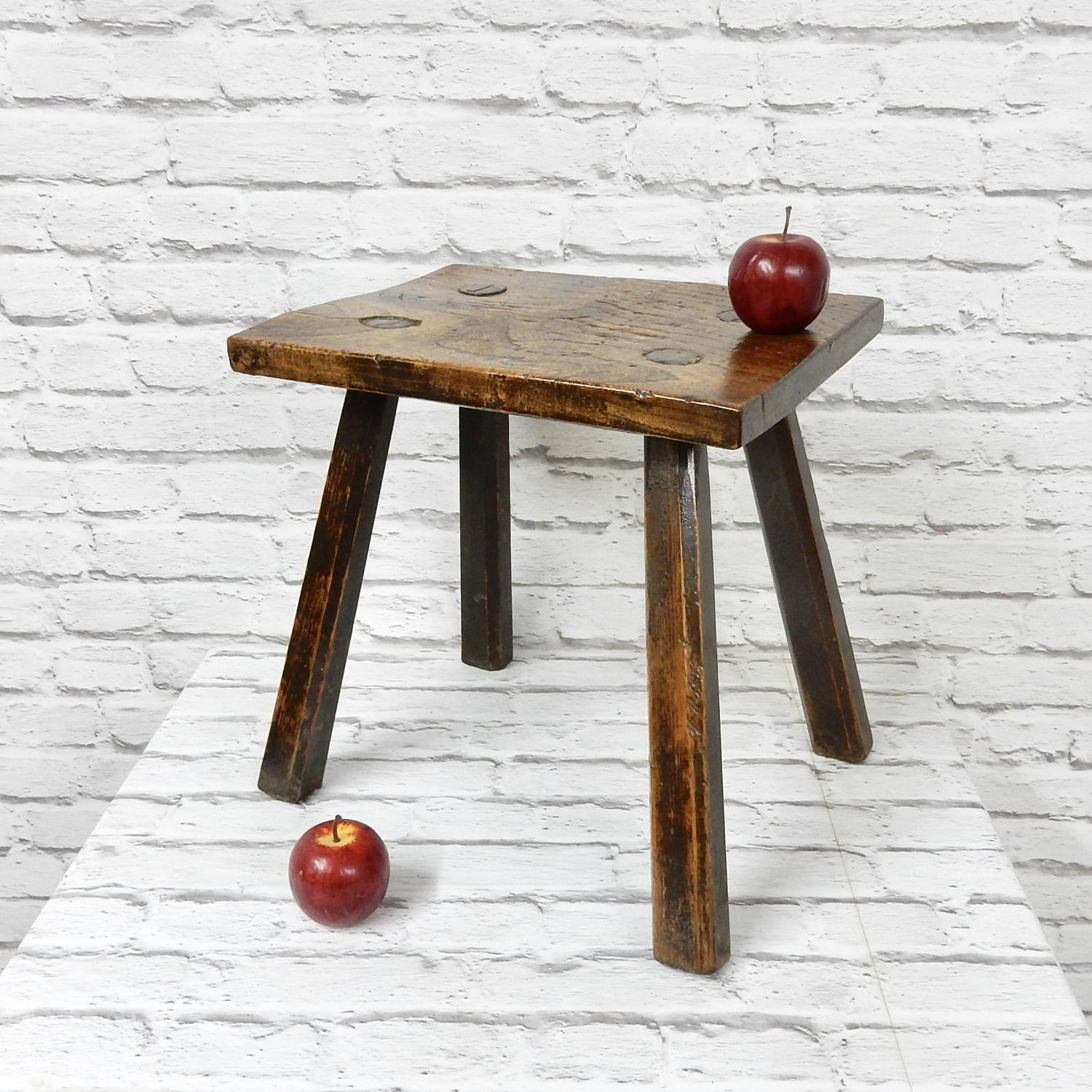 Early C19th Stool
