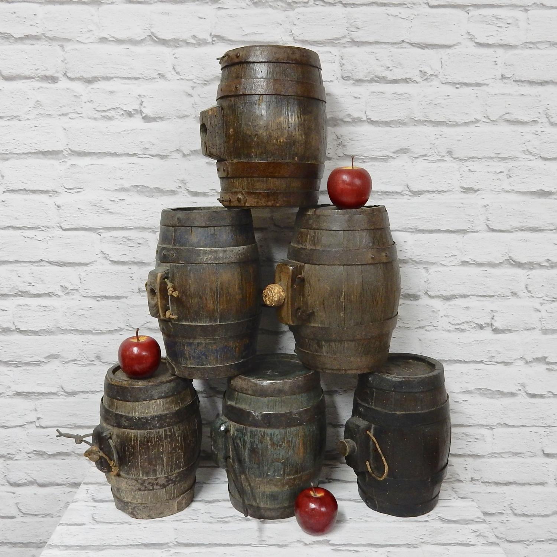 Treen Cider Costrels