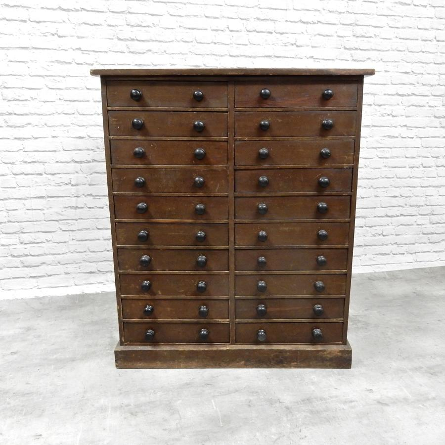 C19th Collector's Chest