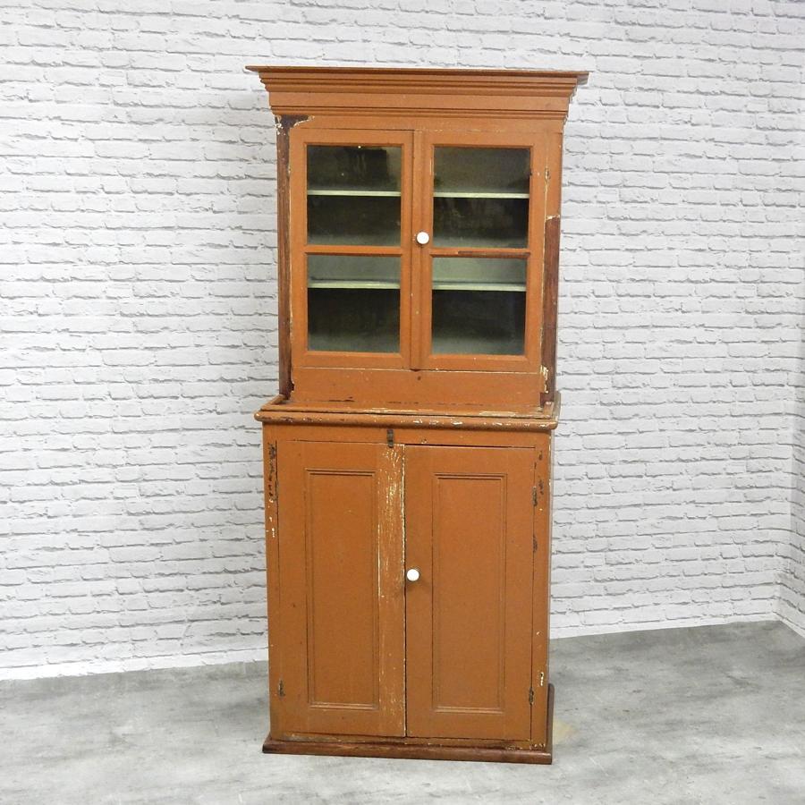 Glazed Kitchen Cupboard Dresser