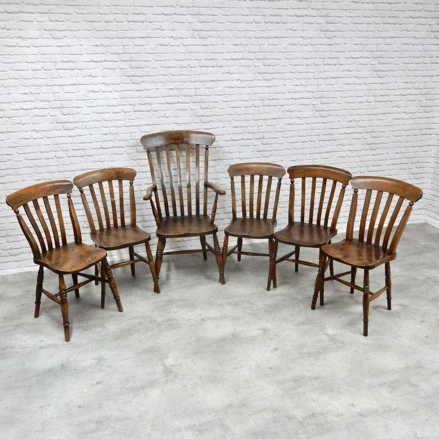Windsor Chair Set