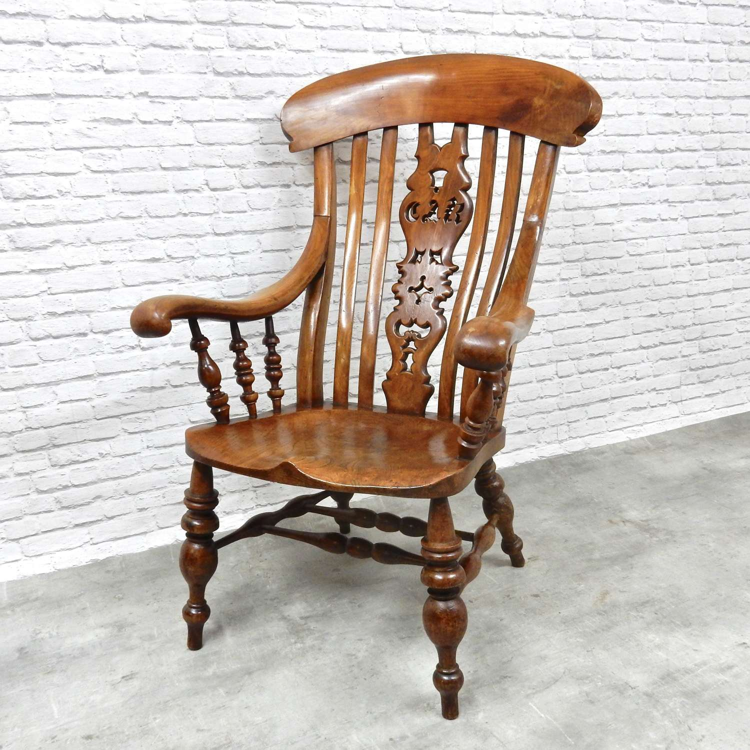 Extra Large Best Quality Windsor Armchair