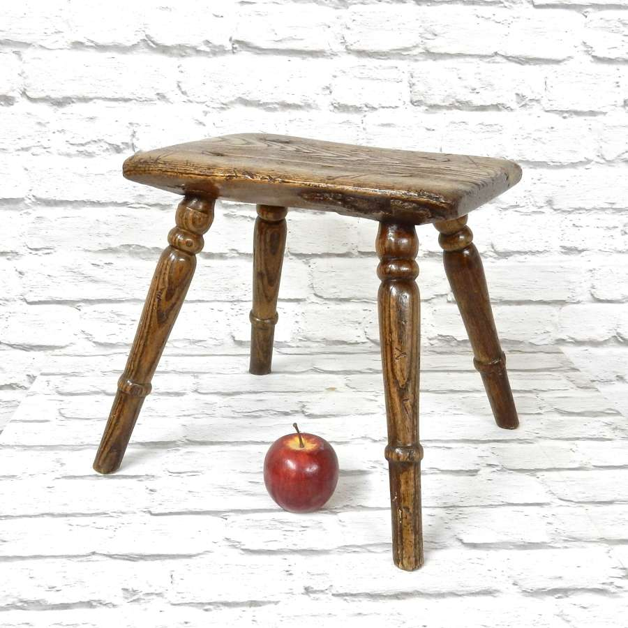 Early C19th Country Stool