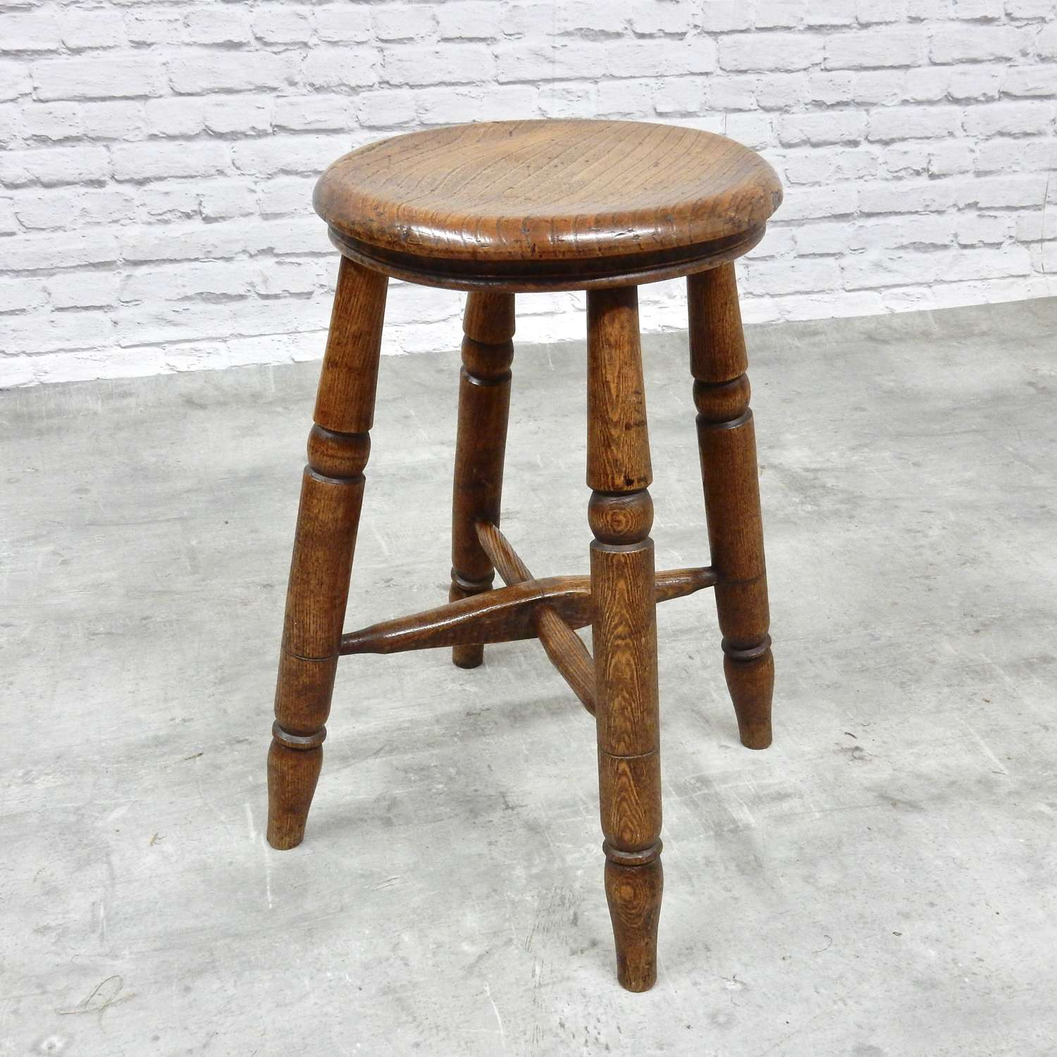 C19th Tavern Stool