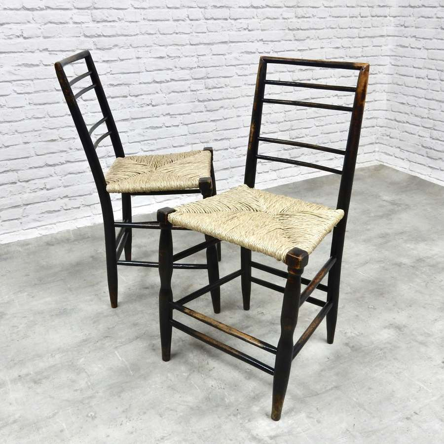 Arts & Crafts Side Chairs