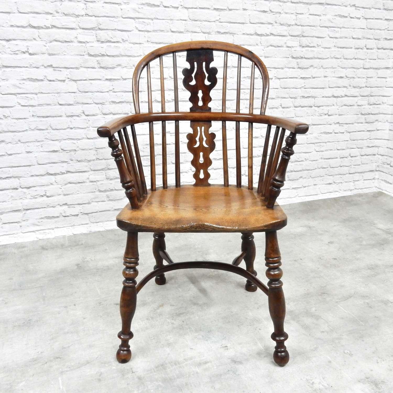 Benjamin Gilling  Windsor Armchair