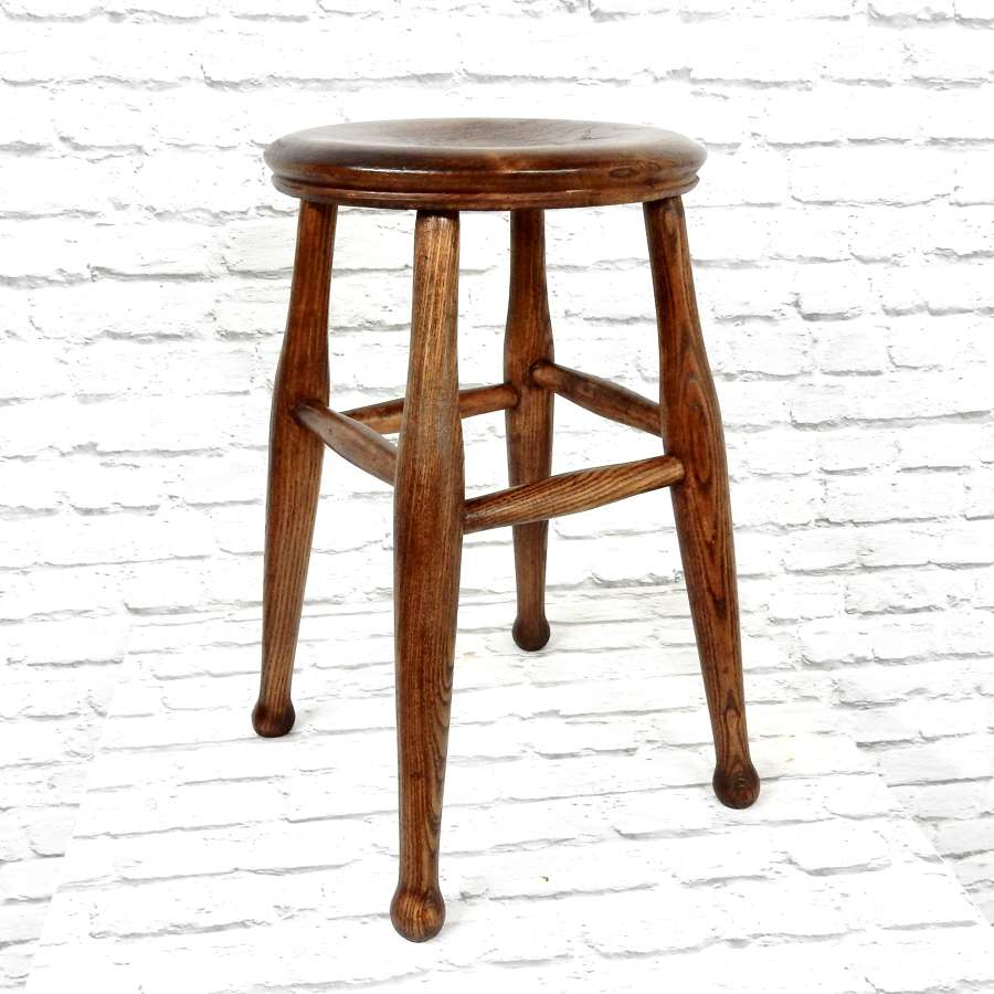 Antique Bar Stool