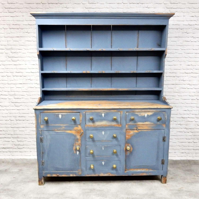 Georgian Pine Kitchen Dresser