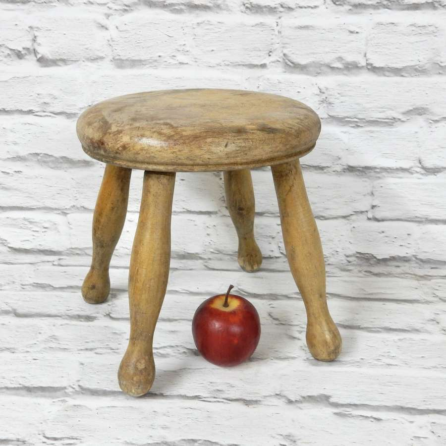 Pint-sized Country Stool