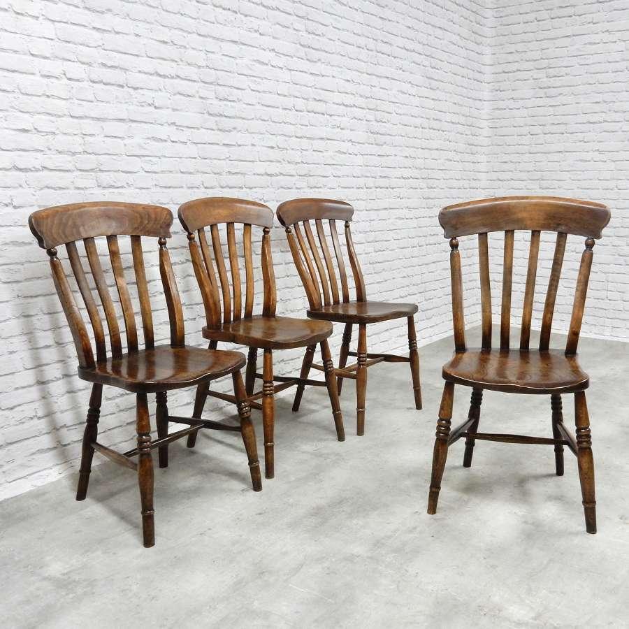 4x Windsor Kitchen Chairs