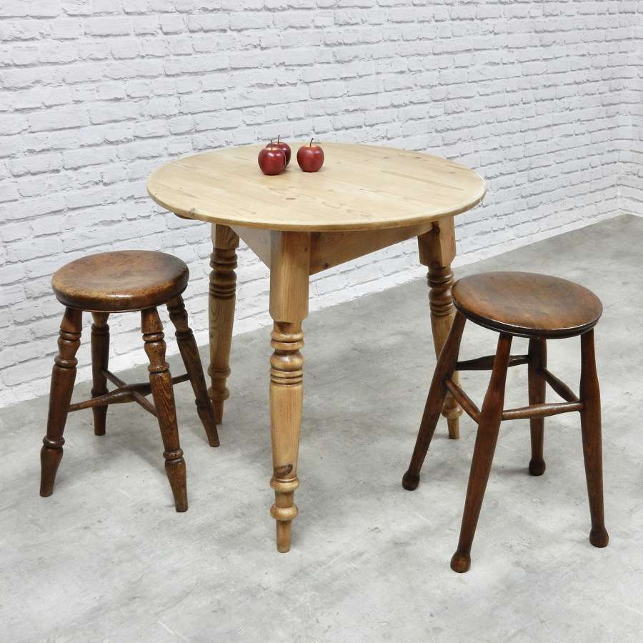 Vintage Cricket Table