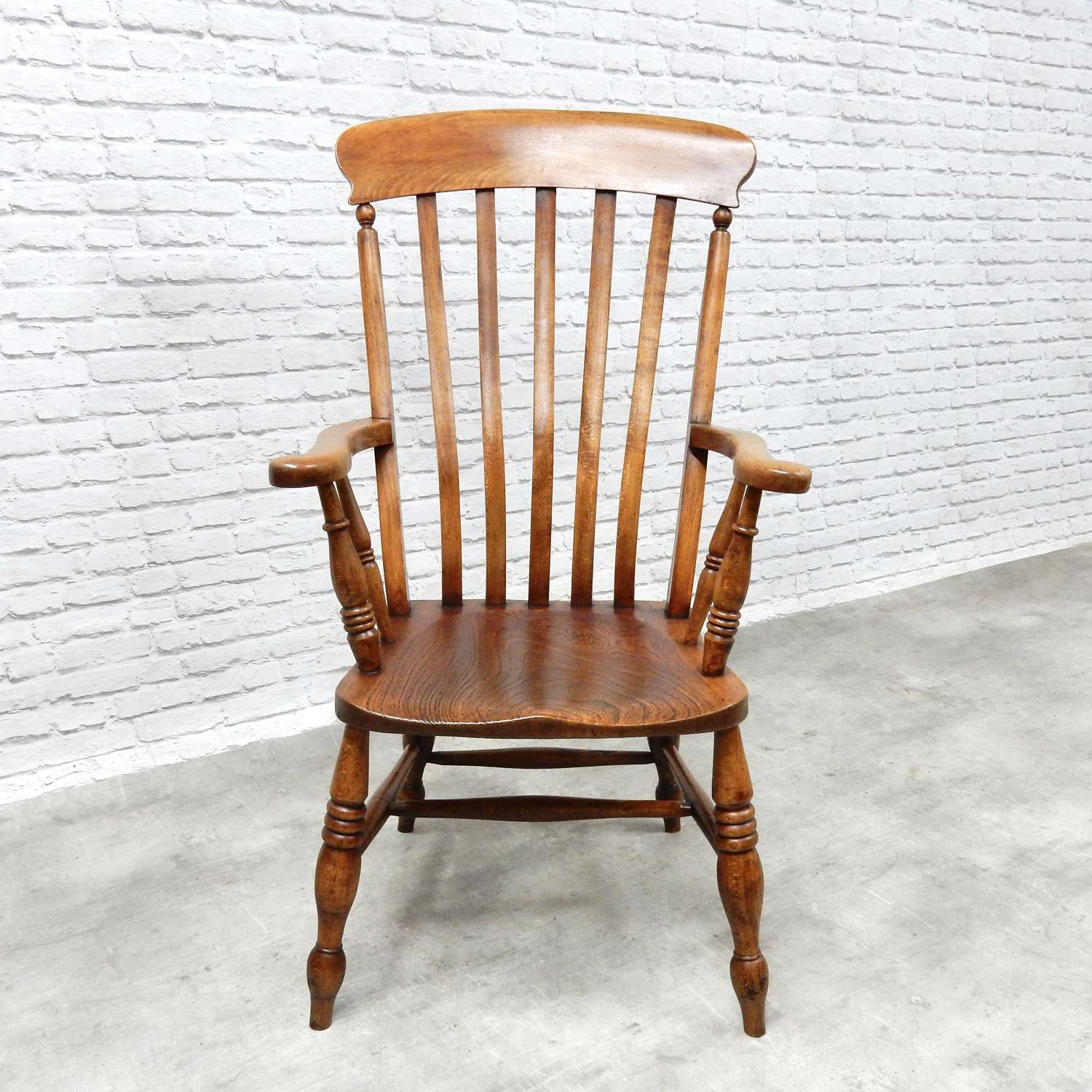 Large Windsor Armchair