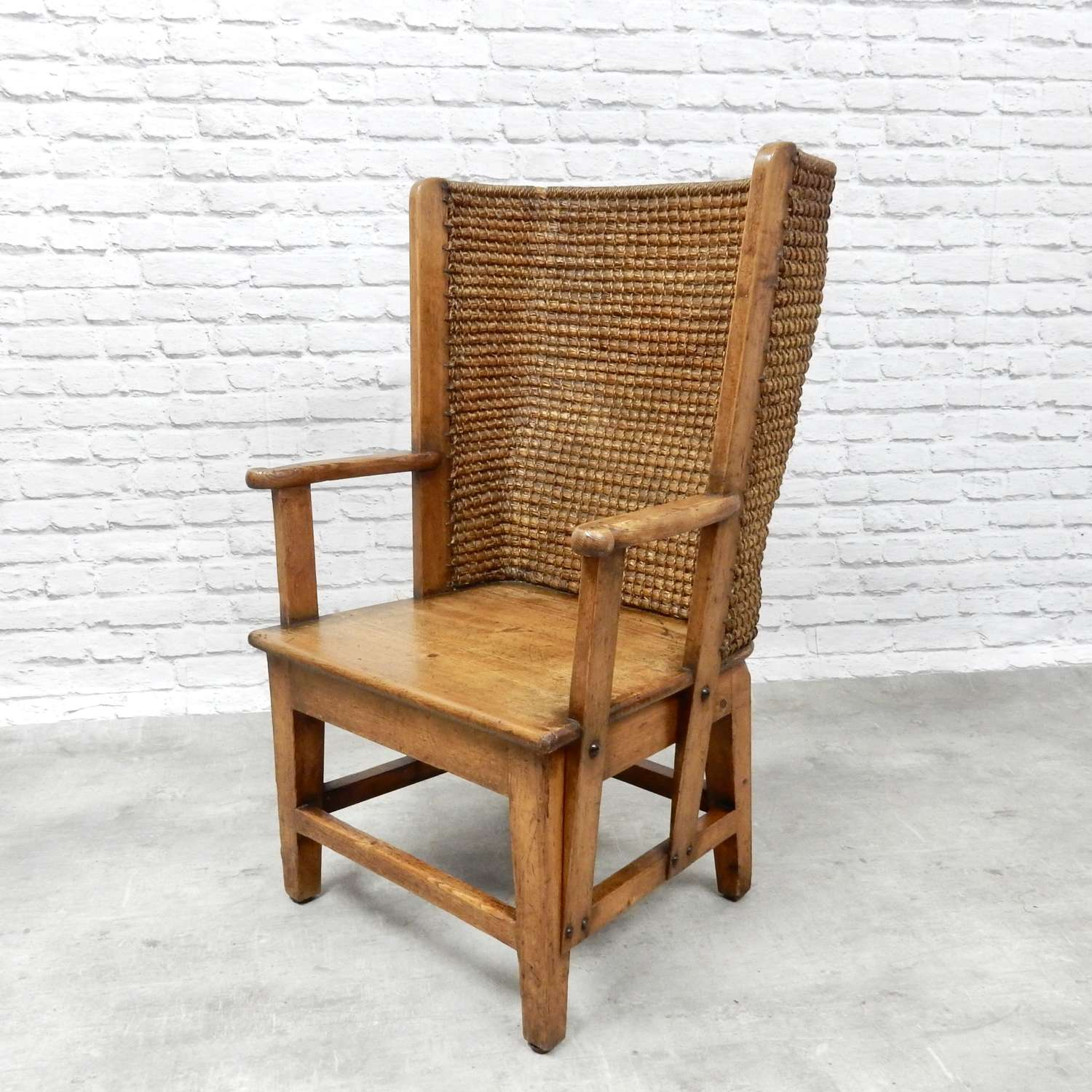 Antique Orkney Chair for Liberty