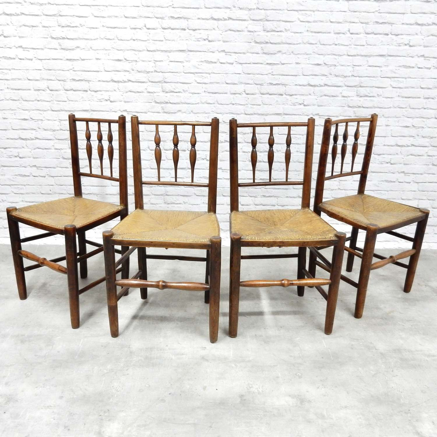 Set 4 'Dales' Dining Chairs
