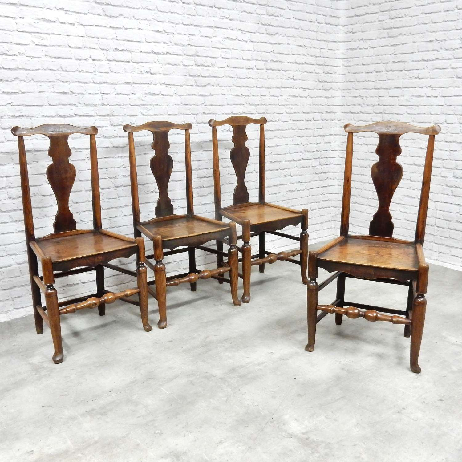 Early C19th Country Dining Chairs