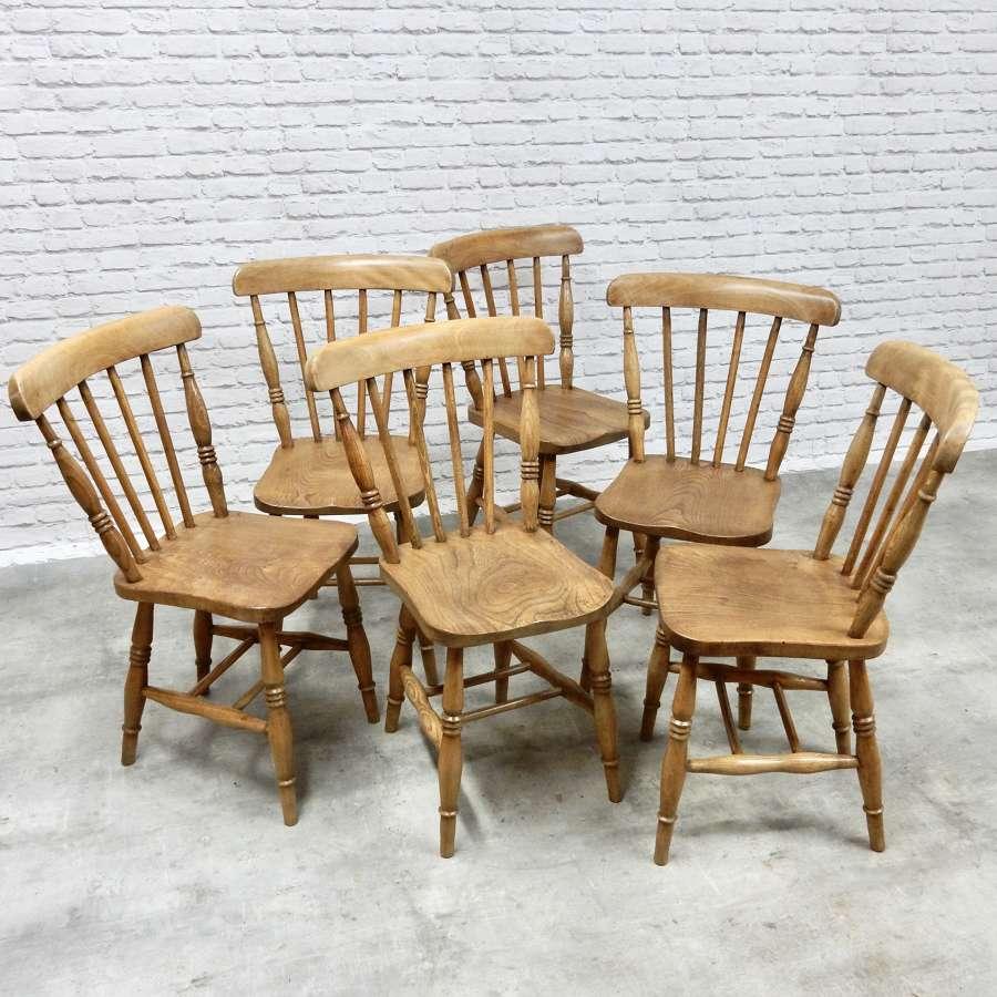 Vintage Windsor Chair Set