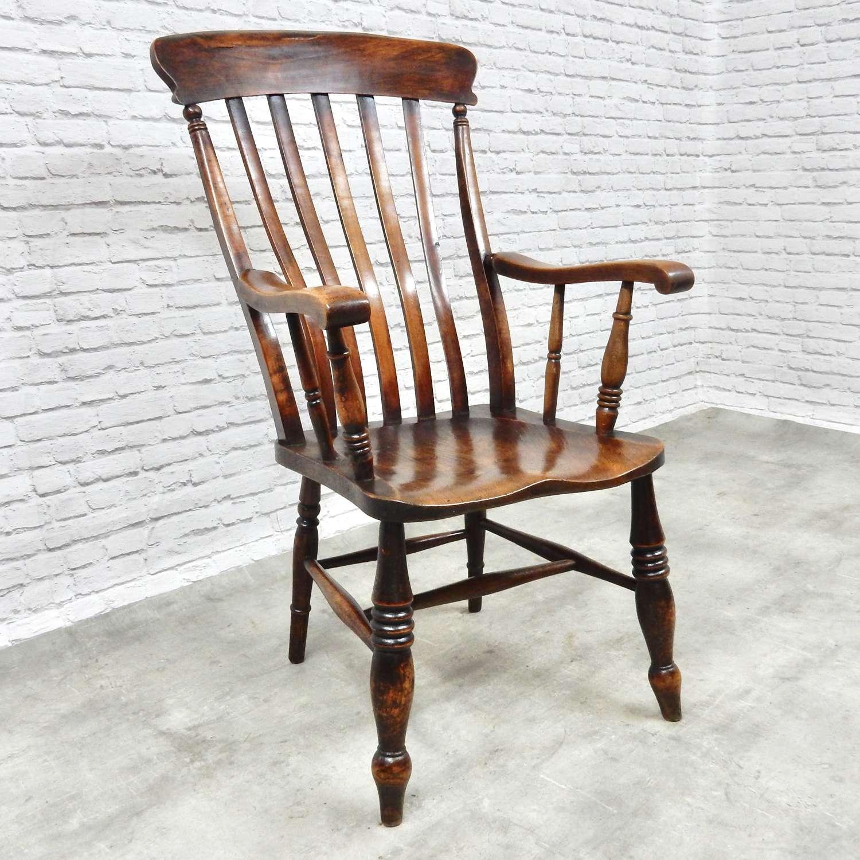 Large Windsor Armchair