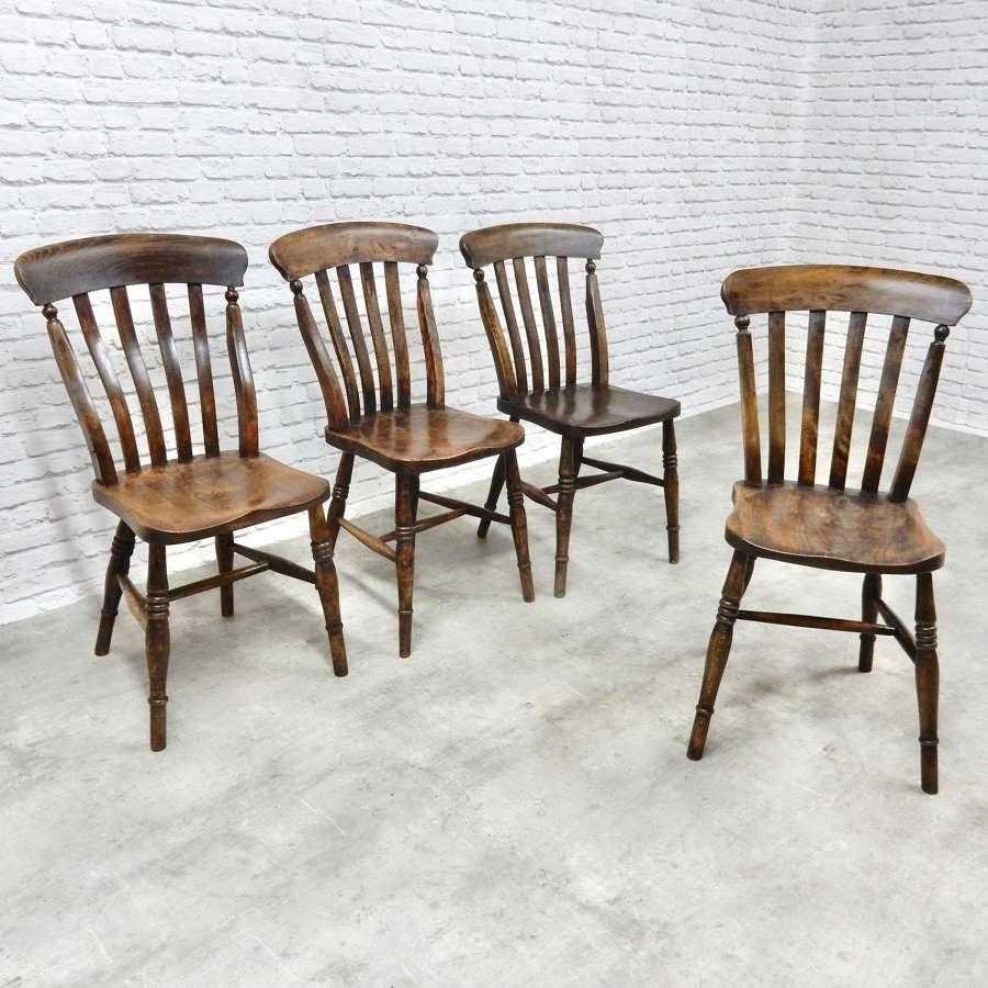 Victorian Windsor Kitchen Chairs