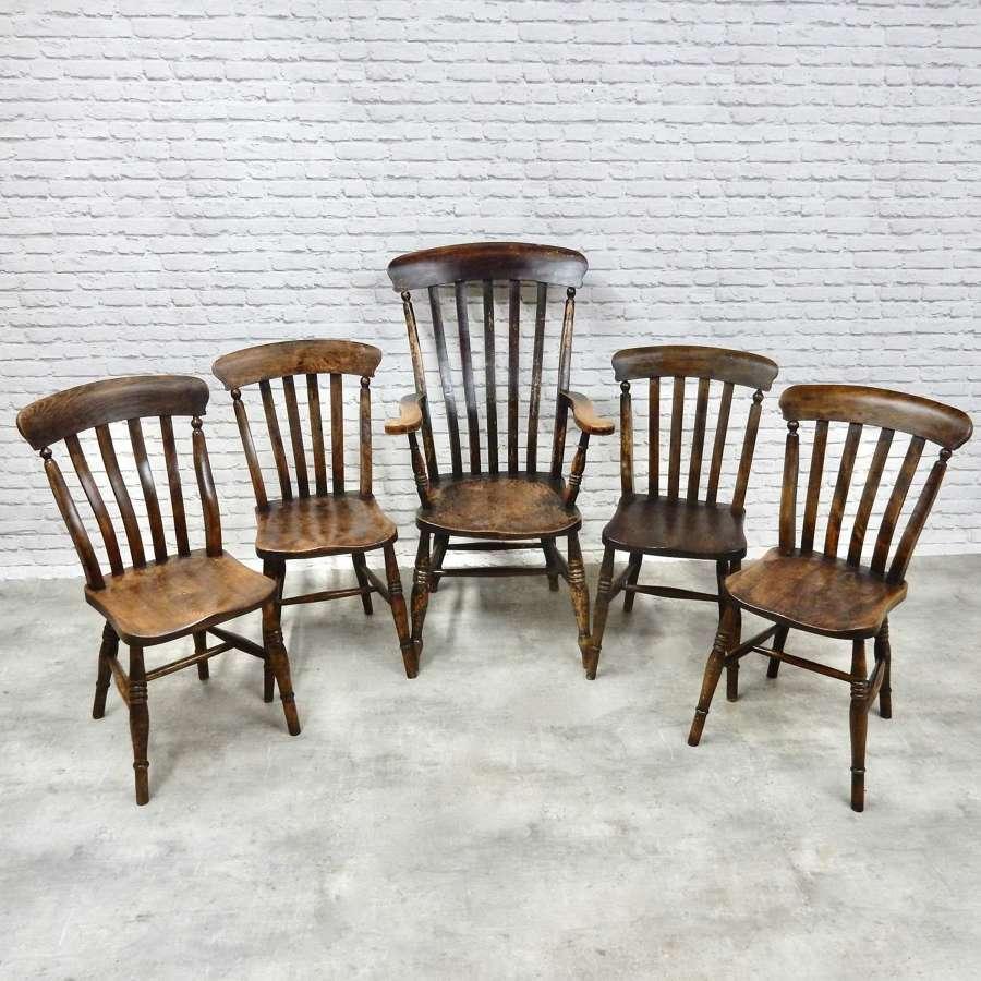Windsor Chair Combination Set
