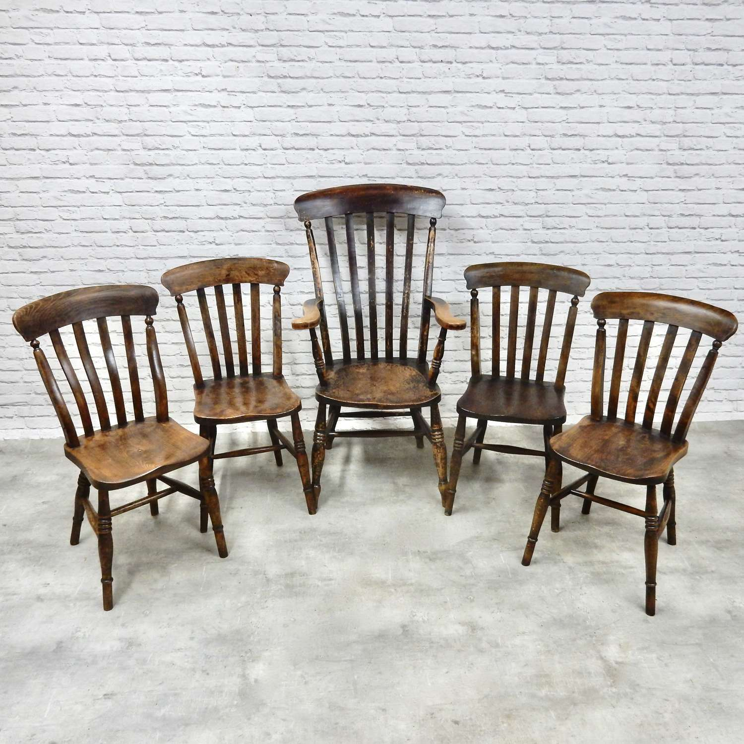 Windsor Chair Combination Set
