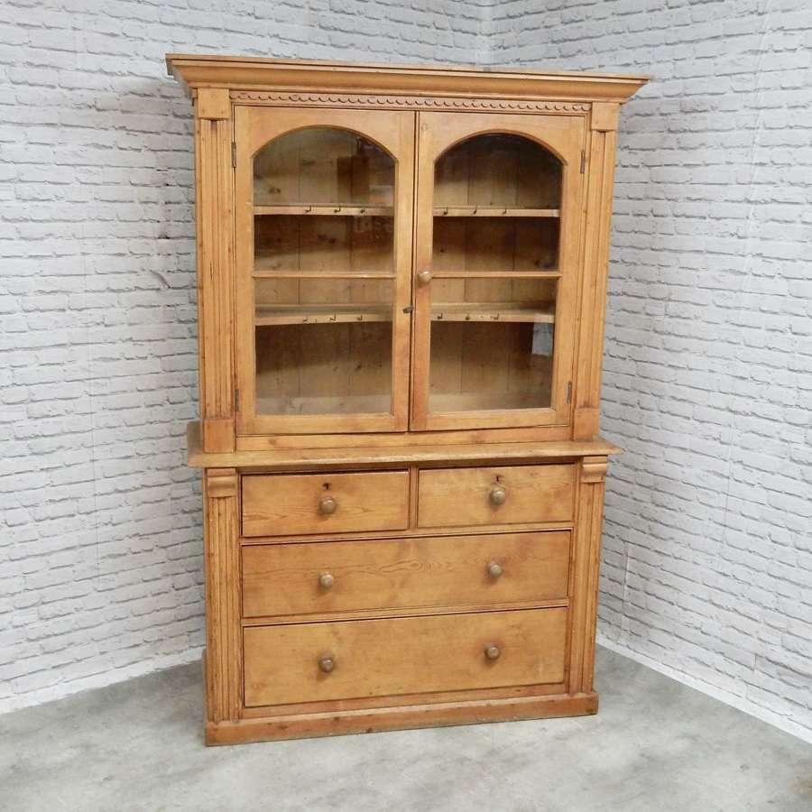 C19th Cornish Pine Dresser