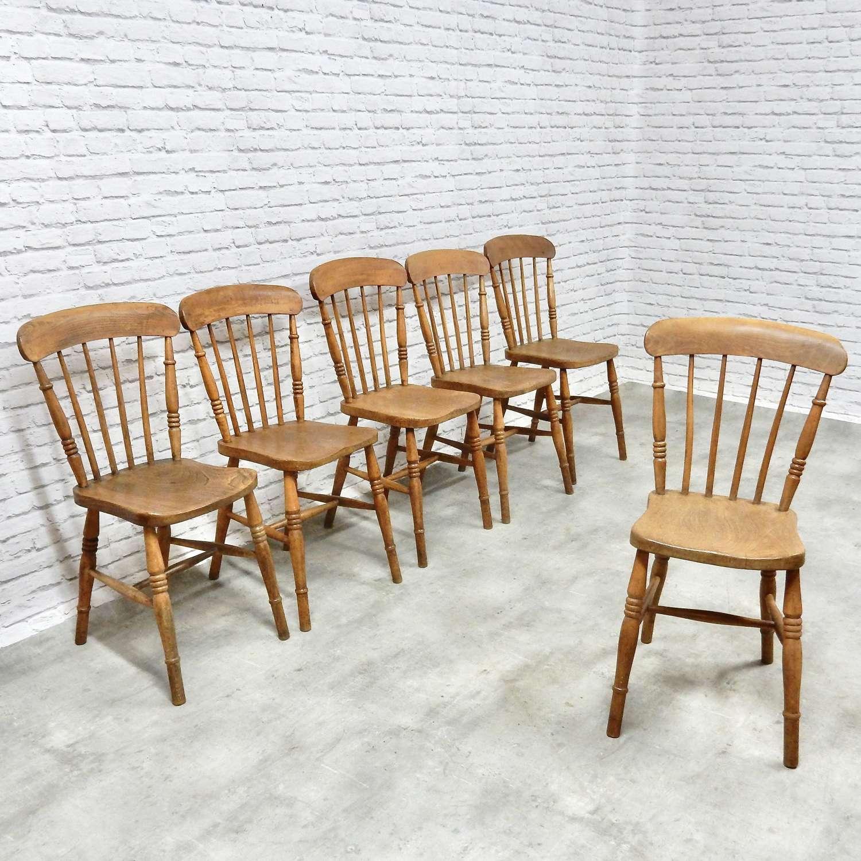 Stickback Windsor Chairs
